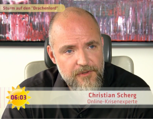 Christian Scherg Cybermobbing Experte